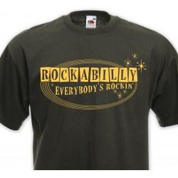 T-shirt Rockabilly...