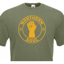 T-shirt Northern Soul Vinyl...