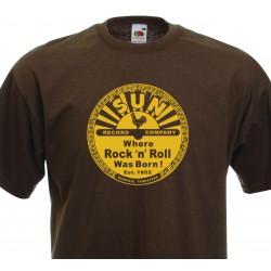 T-shirt SUN Record Company