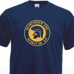 T-shirt Remember the Spirit...